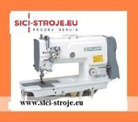 Šicí stroj SIRUBA T828-42-064ML 2-jehlový stroj, rozpich 6,4 mm ( kpl )