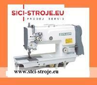 Šicí stroj SIRUBA T828-72-064H 2-jehlový šicí stroj, rozpich 6,4 mm ( kpl )