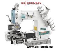 Šicí stroj SIRUBA VC008-04127P 4-jehlový šicí stroj s řetízkovým stehem ( kpl )