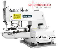 Šicí stroj Knoflíkovací SIRUBA PK511-U šicí stroj na přišívání knoflíků s odstřihem ( kpl )