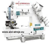 Šicí stroj SIRUBA HF008-02064P/HHD šicí stroj na přeplátovaný šev ( kpl )