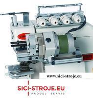 Šicí stroj, overlock SIRUBA 737FS-504M2-04/LF-D3A ramenový overlock na gumičky ( kpl )
