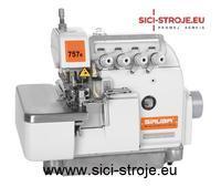 Šicí stroj Overlock SIRUBA 757KD-516M2-55 5-nitný overlock 5+5 mm, servomotor ( kpl )