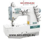Šicí stroj Coverlock SIRUBA F007J-U122-232/FP šicí stroj na šití sámků ( kpl )