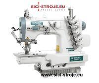 Šicí stroj Coverlock SIRUBA C007JD-W122-356/CH/UTP stroj krycí, odstřih, rameno ( kpl )