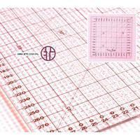 Pravítko pro quilting a patchwork 12 x12 palců (30x30cm)