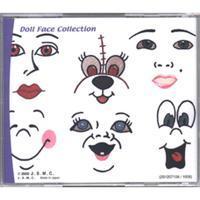 Program pro vyšívání JANOME Faces- obličeje