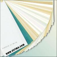 Papír pro šablony - bílo-hnědý, šířka 100 cm, délka role 95 m