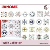 Program pro vyšívání JANOME Quilt Collection