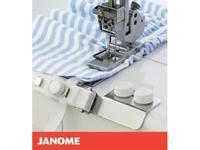 Sestava pro všívání a řasení gumy pro coverlock JANOME 1000CP COVER PRO