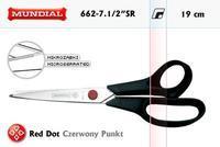 RED DOT hobby 662-7.1/2 SR- řemeslnické nůžky