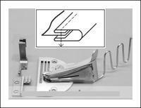 Zakladač A10 vstup 16mm výstup 4,5mm