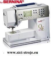 Šicí a vyšívací stroj BERNINA AURORA 440 QE + záruka 3 roky+DÁREK