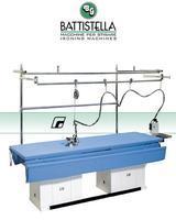 BATTISTELLA URANO FOR CURTAINS-Žehlící stůl prodloužený Battistella Urano