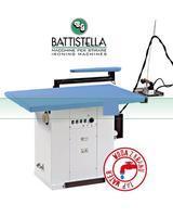 BATTISTELLA URANO MAXI WITH SG-Žehlící stůl s parním vyvíječem Battistella Urano Maxi SG