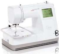 Vyšívací stroj BERNINA BERNETTE DECO 340, profesionální+program pro tvorbu výšivek ZDARMA