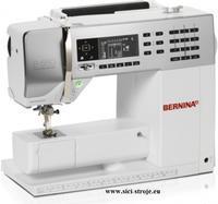 Šicí stroj BERNINA 550 QE - včetně patky BSR + záruka 3 roky