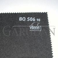 VLIZELÍN (STŘÍHACÍ PODKLADOVÝ MATERIÁL) VILENE 65g - ČERNÝ (ŠÍŘKA 90cm)