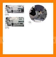 Šicí stroj Coverlock SIRUBA C007J-W542-356/CFC/CL/2 3-jehlový na našívání gumy ( kpl )