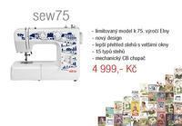 Elna Sew75 - NOVINKA