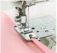 Příslušenství Gritzner - obrubovací patka pro šití úzkého lemu (7mm)