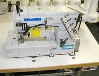 GARUDAN  šicí stroj  coverlock FT-6500-056 M (KOMPLET)