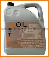 olej do šicích strojů FORtexOIL SPEED 5 litrů