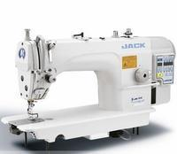 Jack-Shirley IIE 1-jehlový šicí stroj s odstřihem, střední mat
