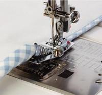 Patka lemovací textilní páskou 10-14mm XC1955002 / F014