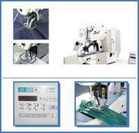 Šicí stroj JUKI  LK-1900ASS/MC596NSS elektronický závorovací šicí stroj