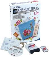 PE DESIGN Lite program na tvorbu výšivek-předchůdce PE Design Plus
