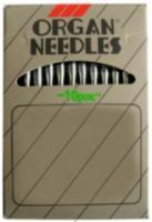 Jehly DPX17, 135x17 Organ #100/16 PD TITAN-NITRID zlatá