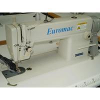 Šicí stroj EUROMAC NT -110 G jehelní podávání,velkoobjemový chapač