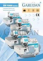 ŠICÍ STROJ GARUDAN SH-7005-D53-H16 (KOMPLET)