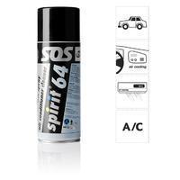 Spirit 64 je čistící sprej, který má speciální složení na bázi aktivních prostředků s antibakteriálními účinky.