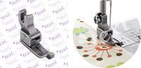 Patka kompenzační pro domácí šicí stroje, pravá 1.0mm