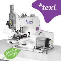 TEXI X PREMIUM EX elektronický knoflíkovací šicí stroj + Doprava po ČR ZDARMA