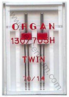 Jehly 130/705H, HAx1 Organ #70/1,4 TWIN 2ks plast