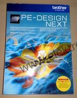 PE DESIGN Next program na tvorbu výšivek