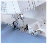 Patka pro všívání gumy X76663001 overlock Brother