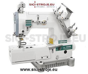 Šicí stroj SIRUBA Z008-248Q cik cak s řetízkovým stehem ( kpl ) - 1