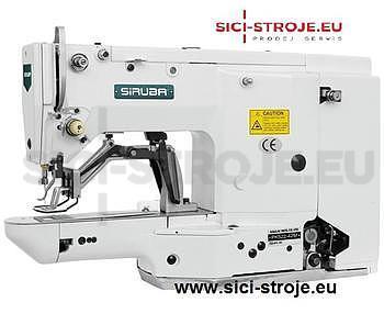 Šicí stroj Závorovací SIRUBA _PK522-42XL závorovací šicí stroj 42 stehů ( kpl ) - 1
