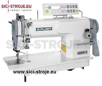 Šicí stroj SIRUBA L819-X2R-13 stroj na těžké materiály, odstřih,kolečko ( kpl ) - 1