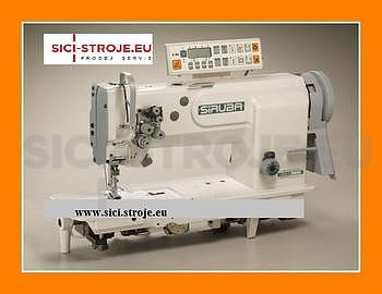 Šicí stroj SIRUBA UF916-X2-FP šicí stroj s trojitým podáváním a odstřih ( kpl )