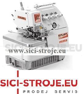 Šicí stroj, overlock SIRUBA 747H-514M5-23/BK 4-nitný overlock se zatahováním ( kpl )