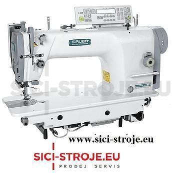 Šicí stroj SIRUBA  DL889K-M2-3 1-jehlový šicí stroj s motorem v hlavě ( kpl ) plná výbava