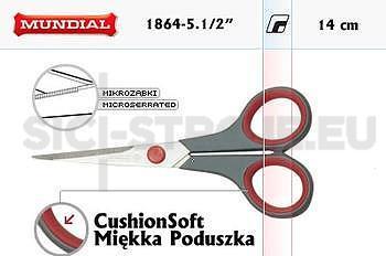 CushionSoft hobby nůžky