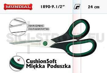 CushionSoft krejčovské nůžky
