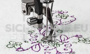 Patka vyšívací, quiltovací a látací pro domácí šicí stroje