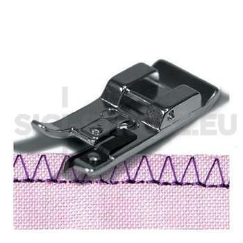 Patka overlocková (G). pro šicí stroje s CB chapačem. (Patky pro CB chapače)